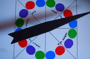 мастер-класс как сделать игру твистер