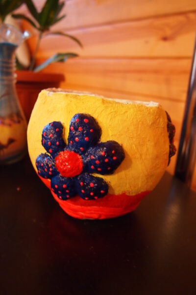 тесто для папье-маше как сделать
