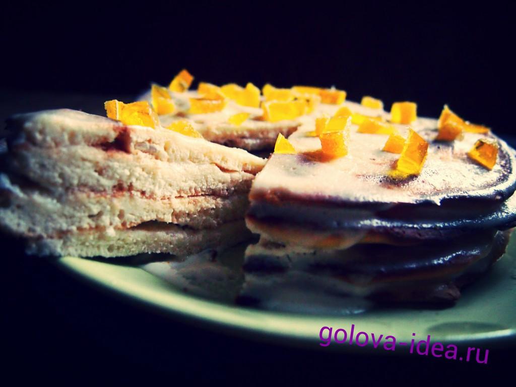 Торт пошаговый рецепт