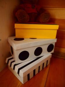 красиво украшенная коробка для хранения своими руками