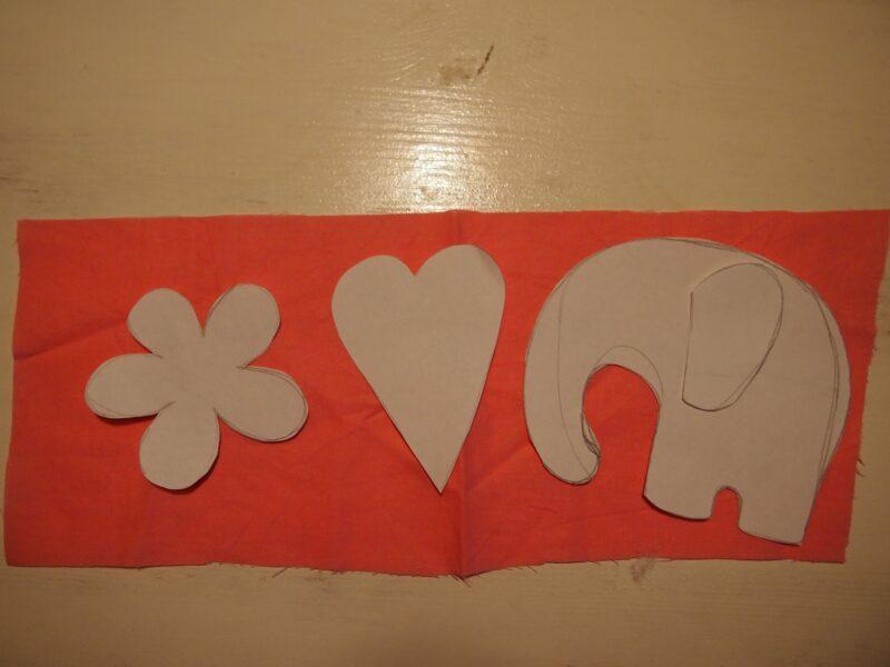 слоник для детской мобиле своими руками