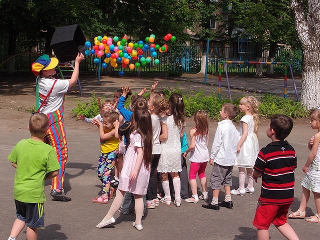 игры с воздушным шариком