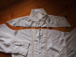что сделать из рубашки