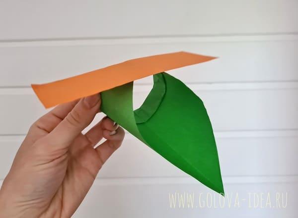 самолетик в виде обруча